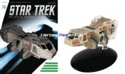 Star Trek Official Starships Collection #076 Neelixs Ship Baxial Eaglemoss